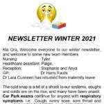 News Winter 2021